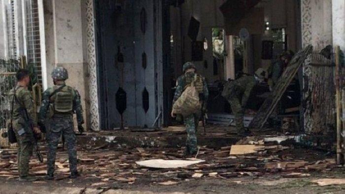 DNA Pasutri WNI Bomber Gereja Filipina Bakal Dicocokkan dengan Keluarganya di Sulawesi Selatan