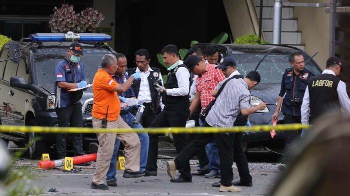 74 Terduga Teroris Ditangkap Setelah Bom Medan, Cuma Wanita Ini yang Sudah Dipulangkan