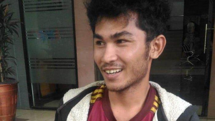 Andre Hendak Pergi Mencari Kerja Sosok yang Diduga Menaruh Tas Disangka Bom