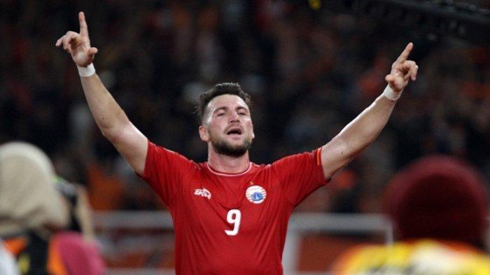 Bonusnya Besar, Marko Simic Sayangkan Tahun Ini Turnamen Piala Presiden Absen Digelar