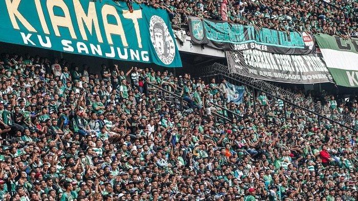 Persija Jakarta vs Persebaya Surabaya, Suporter Tamu Masih dalam Sanksi Larangan Masuk Stadion