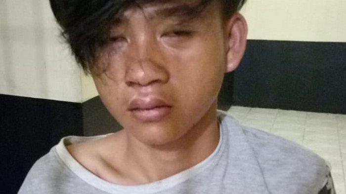 Remaja Garong Kios Sembako di Tangerang Bonyok Dikeroyok