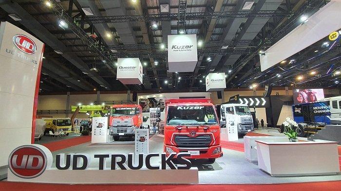 Slogan Baru, UD Trucks Fokus Kendaraan Ramah Lingkungan Truk Listrik dan Hybrid, Produksi Masal 2030