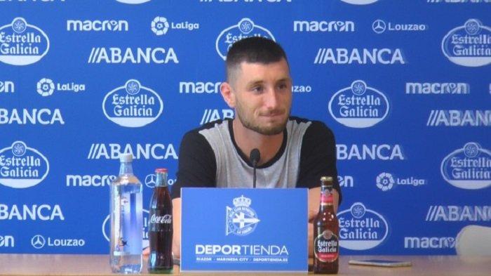 Borja Valle Balonga Sebut Deportivo La Coruna Bangkit dari Kubur