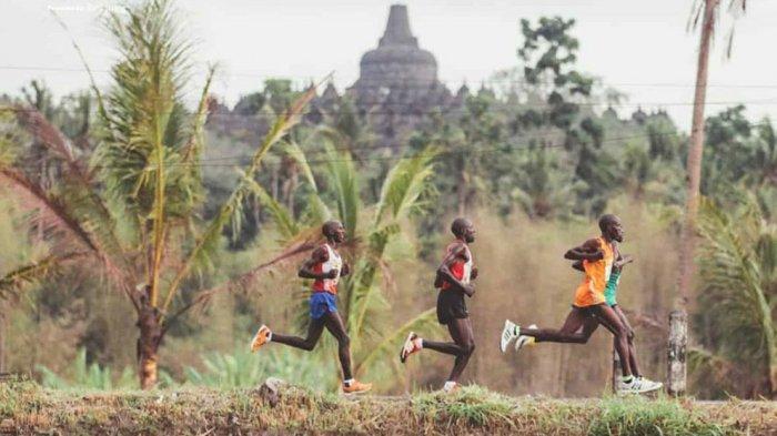 Panitia Terapkan Protokol Kesehatan Ketat Diajang Borobudur Marathon Elite Race 2020