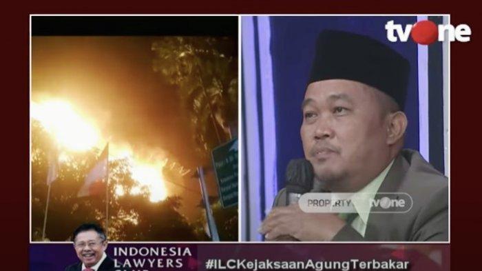 Boyamin Saiman Sebut Kerugian Besar Kebakaran Kejagung Banyak Dokumen Rahasia Ikut Hilang