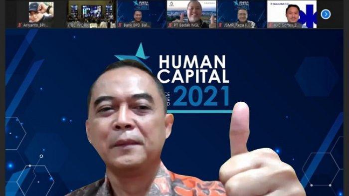BPJS Ketenagakerjaan Sabet 4 Penghargaan dalam Human Capital on Resilience Excellence Award 2021