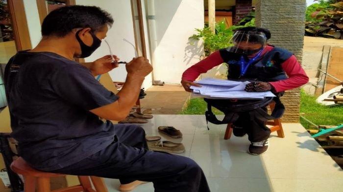 BPS Kota Depok Terjunkan 1.321 Petugas untuk Sensus Penduduk secara  Door to Door