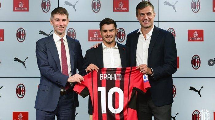 Brahim Diaz Dapat Kontrak Baru dari AC Milan Sebagai Pemain Pinjaman, Dapat Nomor Punggung 10