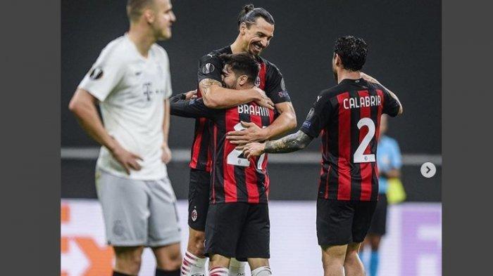 Update Prediksi Line Up dan Live Streaming Juventus vs AC Milan, Brahim Diaz-Ibrahimovic Starter