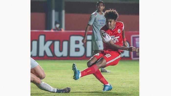 Babak 1 Leg 1 Final Piala Menpora Persija Jakarta vs Persib Bandung: Macan Kemayoran Unggul Dua Gol