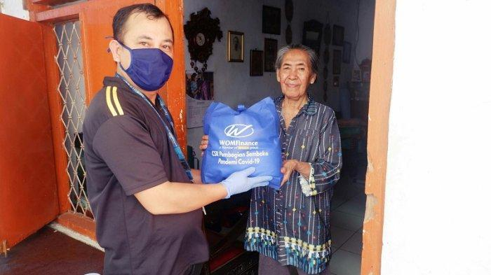 WOM Finance Salurkan Bantuan Sembako ke 84 Cabang di Seluruh Indonesia