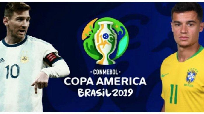 Argentina Lolos ke Semifinal dan Akan Bertemu Brasil, Ini Head To Head Brasil vs Argentina