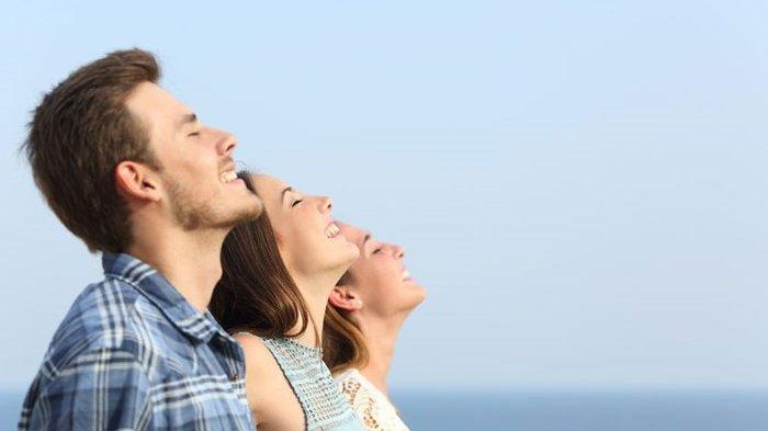 Tujuh Cara untuk Meningkatkan Sistem Saluran Pernapasan Anda, Lakukan Mulai  Saat Ini! - Warta Kota