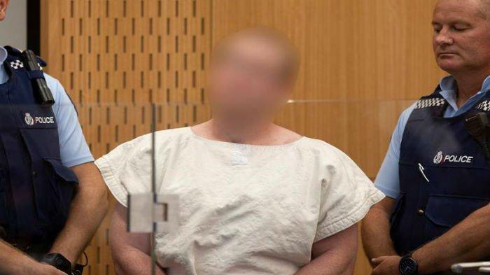 Cuma Dituntut Hukuman Seumur Hidup, Petisi Mendesak Brenton Tarrant Dihukum Mati Beredar