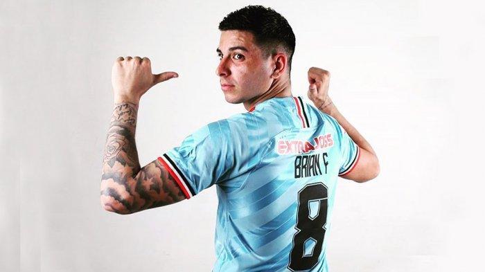 Brian Ferreira Gelandang Persela Lamongan Sebentar Lagi Akan Merapat ke PSIS Semarang