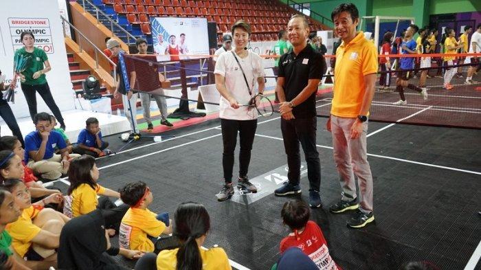 Ajak Talenta Muda Raih Mimpi, Bridgestone Gelar 'Bridgestone Olympic a GO GO!'