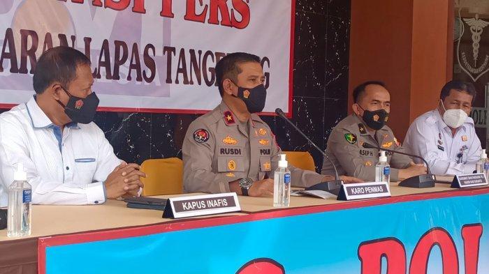 Korban Kebakaran Lapas Tangerang Sudah Teridentifikasi Semua, Kerja Tim DVI di RS Polri Berakhir