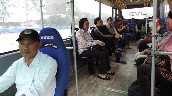 Pemkot Tangerang Bakal Terapkan Sistem Tiket Elektronik untuk Transportasi Umum