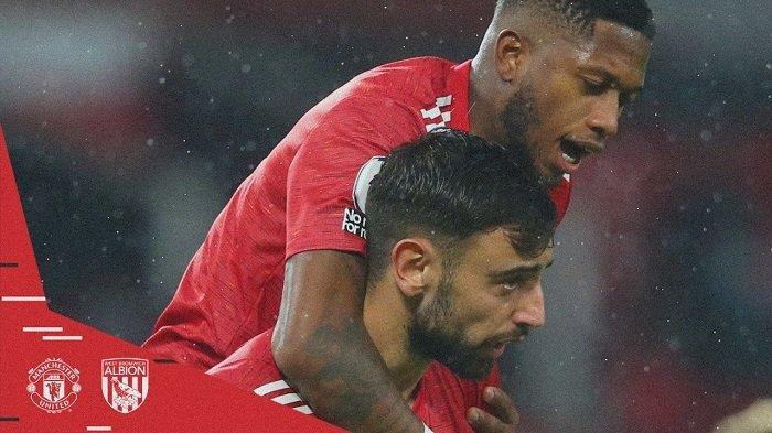 Manchester United Akhirnya Menang Pertama di Old Trafford, Raih Posisi ke-9 di Klasemen Liga Inggris