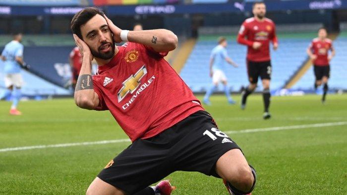 Akhirnya Rekor 28 Kali Tak Terkalahkan Manchester City Dihentikan Manchester United 2-0, MU 2 Besar