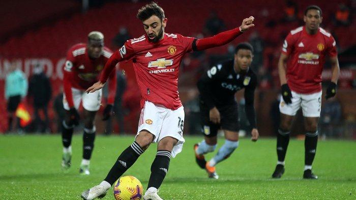 Fernandes-Cavani Sudah Main, Manchester United vs West Ham United 0-0, Babak Perpanjangan Waktu