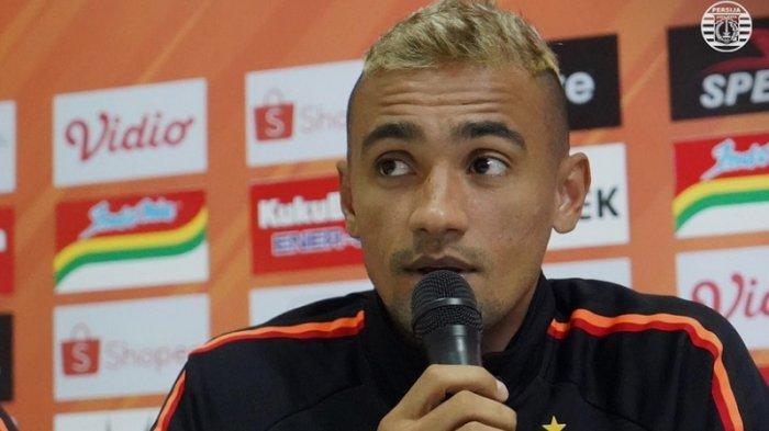 Sekarang Bela Bhayangkara FC, Bruno Matos Mengaku Tetap Cinta The Jakmania