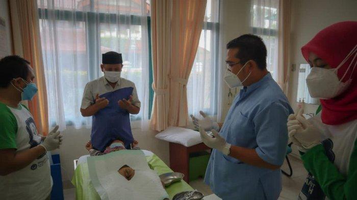 Sambut Ramadan, BAZIS Bank BTN Gelar Khitanan Massal Bareng RS Sari Asih Tangerang