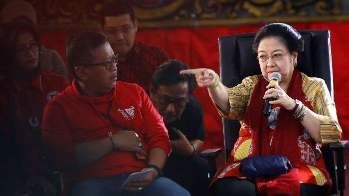 Megawati: Kalau Saya Dengar Ada Kader yangMelakukan Kekerasan pada Perempuan, Saya Pecat