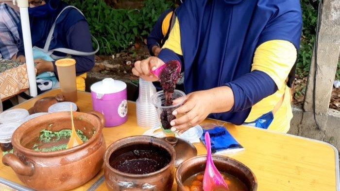 Bubur Sumeng yang Unik Buatan Pasangan Suami Istri dari Bojonggede Kabupaten Bogor