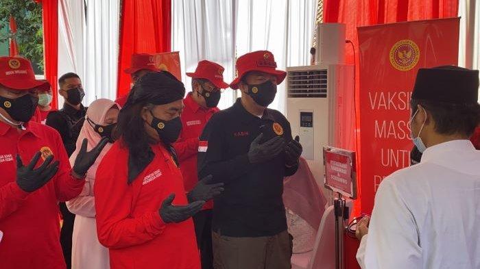 Door to Door BIN Siapkan 7.000 Vaksin Covid-19 dan 7.000 Bansos di Banten, Jabar, dan Jatim