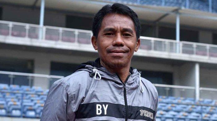 Budiman Yunus Mantan Kapten Tim Persija Jakarta yang Bawa Persija Juara Liga 2001