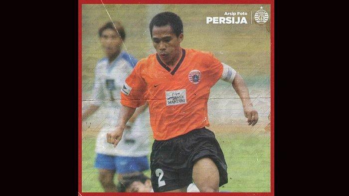 Sosok Budiman Yunus, kapten tim yang membawa tim Macan Kemayoran meraih juara Liga Indonesia pada tahun 2001