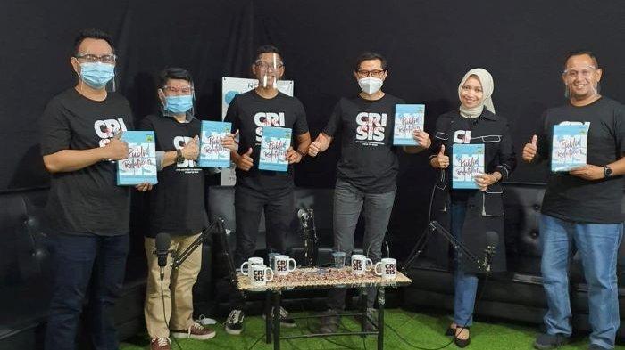 Penulis Buku 'Public Relations Crisis' Berbagi Ilmu ke Ratusan Mahasiswa dan Dosen Public Relations