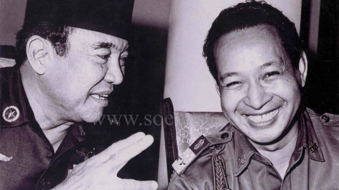 Inilah Beberapa Catatan Pelanggaran Soeharto Atas Perintah Bung Karno