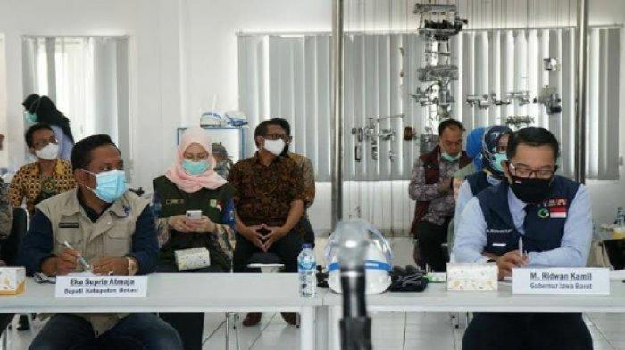 Total 2000 Kasus Positif Corona di Kabupaten Bekasi, Tambah 31 Kasus, Terbanyak Klaster Industri