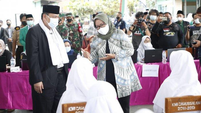 Bantu Pemkab Bogor Capai Herd Immunity, MUI Kabupaten Bogor Gelar Vaksinasi Massal