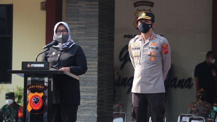 Gerai Vaksin Mobile Diluncurkan, Ade Yasin Berharap Target Vaksinasi Kabupaten Bogor Tercapai