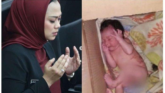 Masih Dikarantina di RS, Bupati Cellica Ungkap Rindu kepada Anak, Termasuk Anak Adopsinya Sejak Bayi