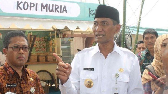 Kronologi Bupati Kudus M Tamzil Terjaring OTT KPK