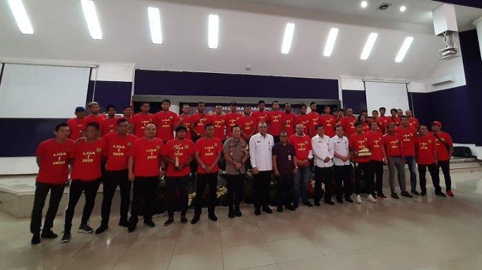 Promosi ke Liga 1 Musim 2020, Pelatih Persita Tangerang Isyaratkan Perombakan Pemain