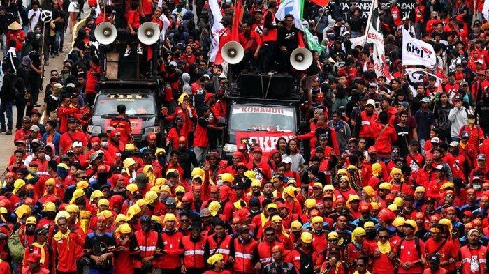 Walau Pandemi Covid-19, Pemprov DKI Peringati Hari Buruh Internasional dengan Beragam Kegiatan