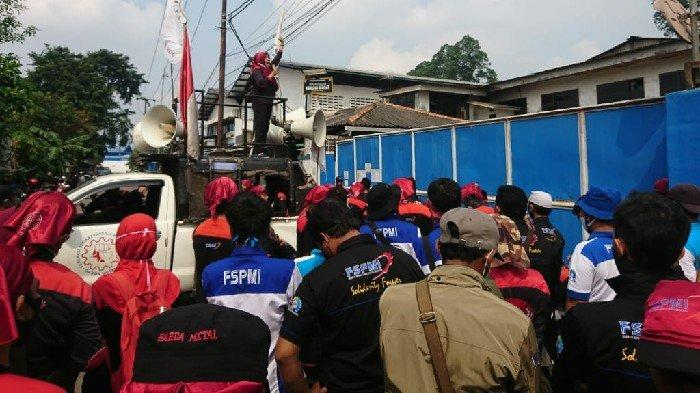 Tsunami PHK Massal Gulung 25.000 Karyawan dari 800 Perusahaan di Banten