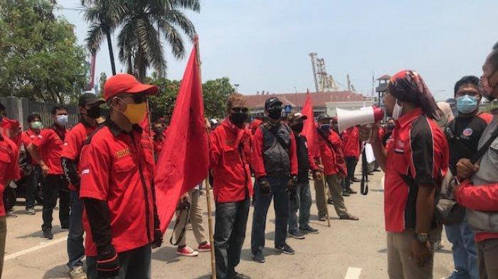 Pascapengesahan UU Cipta Kerja, Aksi Penolakan Omnibus Law di Jakarta Timur Meluas