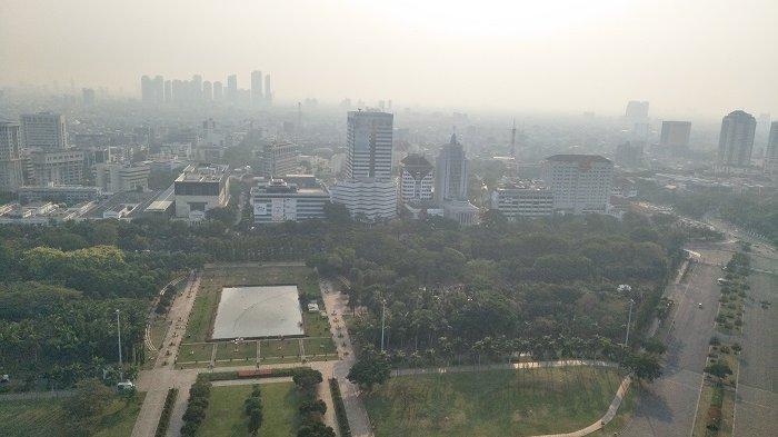 Anies Baswedan Klaim Dampak PSBB Jakarta Membuat Kondisi Udara Menjadi Berkurang dari Pencemaran