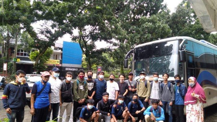 Akademi Persib Kota Bogor Resmikan Bus Anyar Untuk Angkutan Pemain