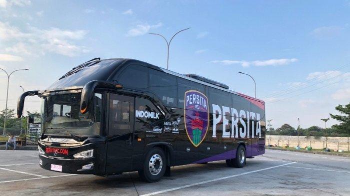 Persita Tangerang Punya Bus Baru untuk Tim Arungi Liga, Tak Akan Lagi Naik Truk Atau Sewa Taksi