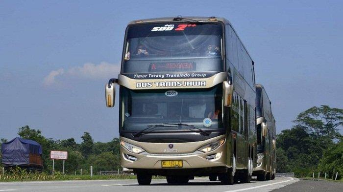 One Way 24 Jam di Tol Trans Jawa, Polisi Akan Kawal Bus AKAP di Jalur Arteri Menuju Jakarta