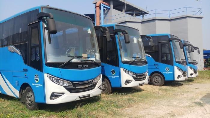 Disebut Mangkrak, Bus Hibah dari Kemenhub yang Diterima Pemkot Bekasi Ternyata Bodong