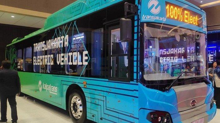 Jumat Besok Hari Terakhir Uji Coba Bus Listrik Transjakarta di Ancol Taman Impian